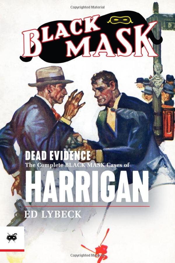 Black Mask reprint - Harrigan by Ed Lybeck